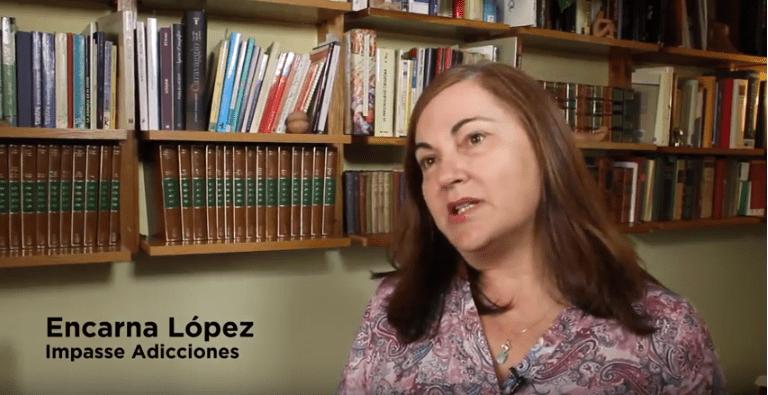 Encarna López Impasse Adicciones