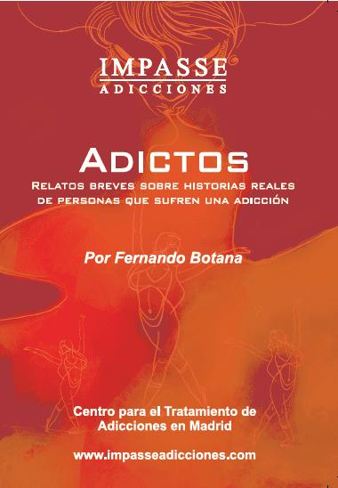 """Ebook """"Adictos"""" de Fernando Botana"""